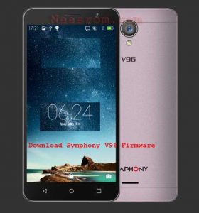Symphony V96 Flash File