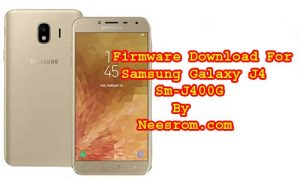 Samsung Galaxy J4 SM-J400G Firmware Flash File