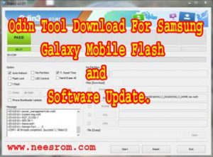 Samsung Odin 3.13.1 with Samsung ROM Flashing Tool
