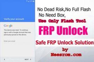Symphony v75 Bypass Frp Remove File
