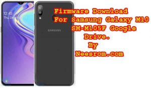 samsung galaxy M10 SM-M105f firmware download
