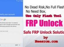 Symphony i70 Bypass FRP Reset File Without Any Box