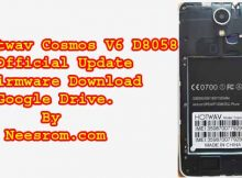 Hotwav Cosmos V6 D8058 Firmware Download