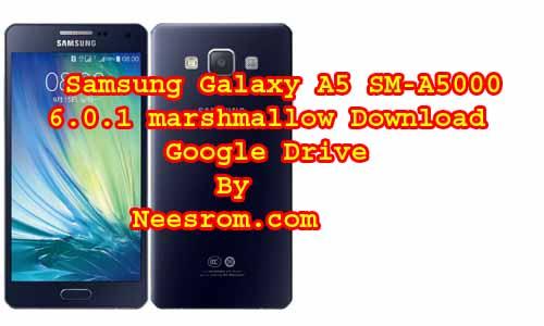 Samsung Galaxy A5 SM-A5000marshmallow firmware