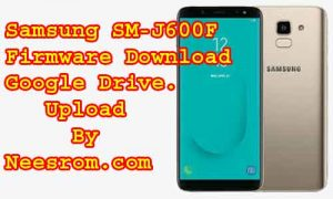 Samsung Galaxy J6 SM-J600F Firmware Download 8.0.0