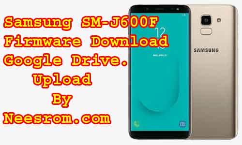 Samsung Galaxy J6 SM-J600G Firmware Download 8.0.0