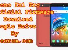 Download Tecno IN1 Pro Firmware Flash File