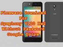 Symphony V120 Hw2 Flash File Download