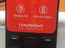 Symphony B17i Flash File Without Password