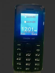 Symphony BL75 Flash File Without Password