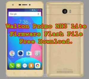 WALTON PRIMO NH3 LITE FLASH FILE FIRMWARE (ROM)