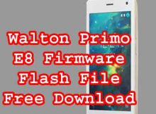Walton Primo E8 Flash File Without Password