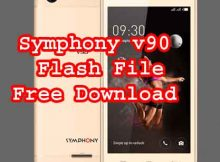Symphony v90 hw2 firmware flash file