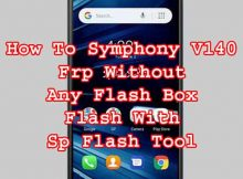 HOW TO Symphony V140 BYPASS FRP RESET WITHOUT BOX