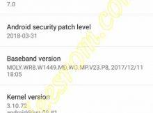 Bytwo 9009 Smart Flash File MT6580 5.1 [Show 7.0]