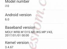 Imam i10 Firmware Flash File MT6572_6.0 Without Password