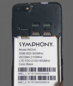 Symphony Inova Firmware Flash File Without Password