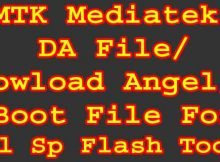 Download Agent DA File For Sp Flash Tool Boot File