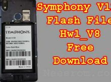 Symphony V128 Firmware Flash File Without Password