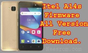 Itel A14s Flash File Firmware Without Password