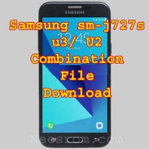 Samsung sm-j727s u3/ U2 FRP Combination File Download