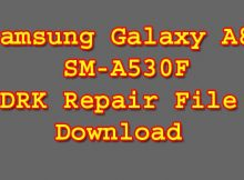 Samsung SM-A530F DRK Repair File Download