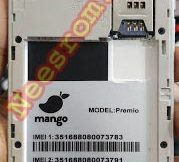 Mango Premio Firmware Flash File Stock rom without Password