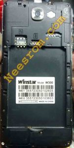 Winstar W300 Stock Firmware Rom Flash File Without Password