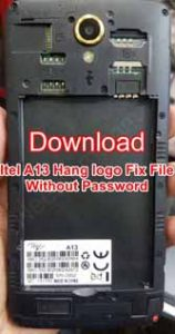 Itel A13 Firmware Flash File Without Password