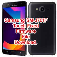 Samsung SM-J701F Touch Fix File U6 Download