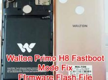 Walton Primo H8 Firmware Flash File Without Password