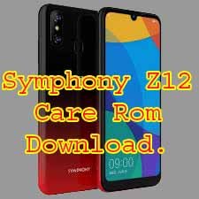 Symphony Z12 Firmware Flash File Without Password