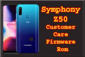 Symphony Z50 Firmware FLash File Without Password